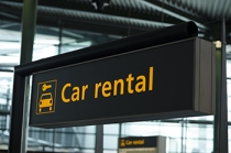 car_rental_sign