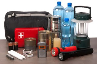 Emergency Kit - Prepare your vehicle for anything.  Hoping for the best isn't an effective strategy.  Have your car tuned up before you leave home, and stock it with everything you might possibly need along the way